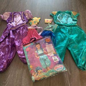 Shimmer & Shine Costume